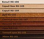 Пробковый порожек компенсатор Дуб 900х15х7мм RG 104, фото 5