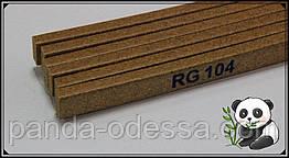 Корковий поріжок компенсатор Дуб 900х15х7мм RG 104
