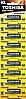 Батарейка Toshiba LR 06  10шт/бл