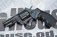 Револьвер под патрон Флобера PROFI 3 (пластик черный)