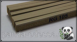 Пробковый порожек компенсатор Беж 900х15х7мм RG 105