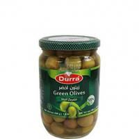 Оливки с косточкой Durra 650 грамм