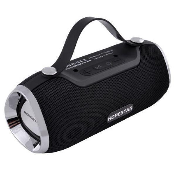 Портативная Bluetooth колонка Hopestar H40 Черная