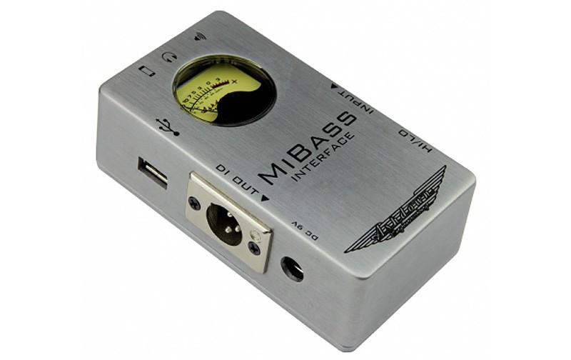 Інтерфейс (Гітарна педаль) для бас-гітари Ashdown MIBASS Interface