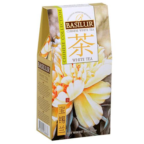 Чай Basilur Китайская коллекция Белый чай 100 грамм