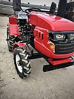 Мототрактор с доставкой DW 160LXL RED