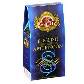 Чай черный Basilur Избранная классика Английский полдник 100 грамм