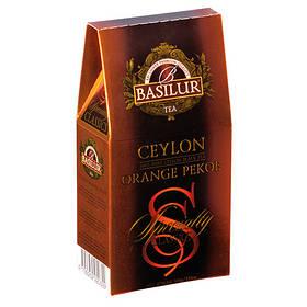 Чай черный Basilur Избранная классика Цейлонский ОР 100 грамм