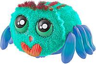 🔝 Паучок Yelies (голубой+синий) интерактивная игрушка для детей игрушечный паук интерактивный   інтерактивна іграшка   🎁%🚚