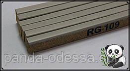 Корковий поріжок компенсатор Світло-сірий 900х15х7мм RG 109
