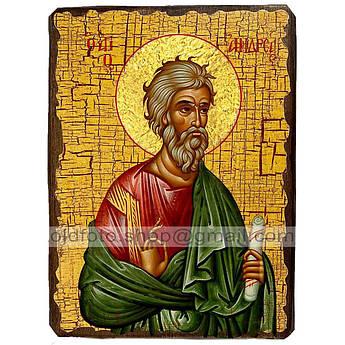 Икона Андрей Святой Апостол Первозванный ,икона на дереве 130х170 мм