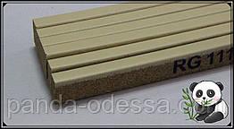 Корковий поріжок компенсатор Крем 900х15х7мм RG 111