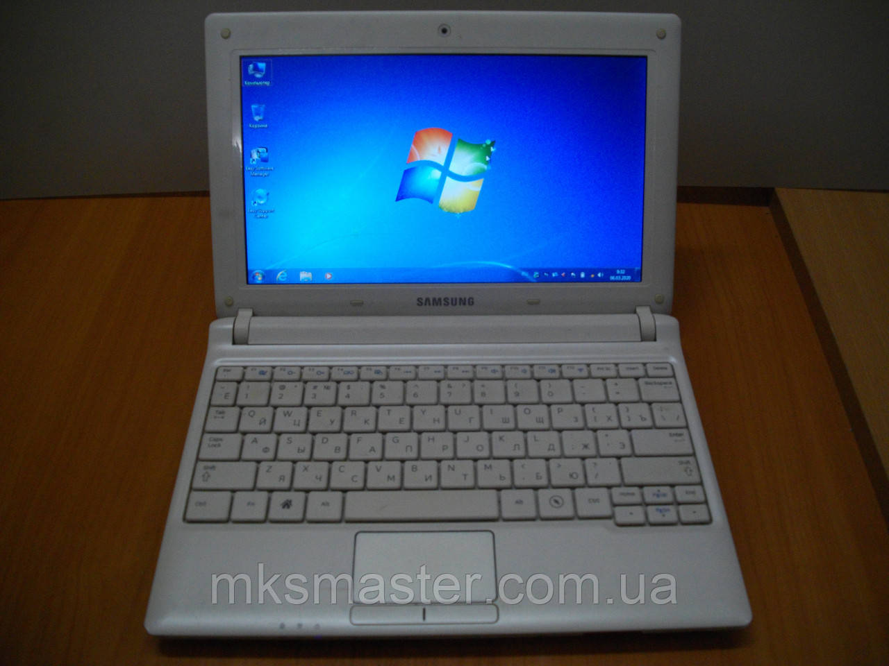 Ноутбук, нетбук Samsung NP-N100S, N100SP.