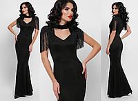 Длинное элегантное платье в пол  GL-Альфия, фото 1