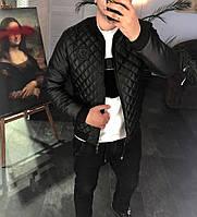 Мужская куртка стильная | бомбер в стиле Philipp Plein