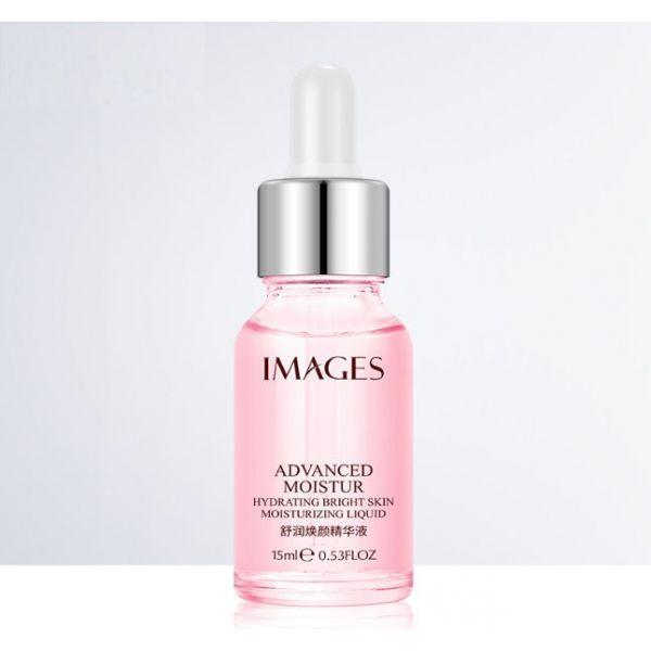 Увлажняющая сыворотка для лица IMAGES Moisturizing Beauty Liquid с гиалуроновой кислотой 15 мл