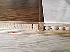 Пробковый порожек компенсатор Дуб 900х15х7мм RG 104, фото 7