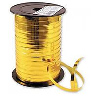 Лента для шариков 5 мм, золотая