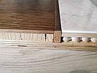 Корковий поріжок компенсатор Горіх 900х15х7мм RG 102, фото 7