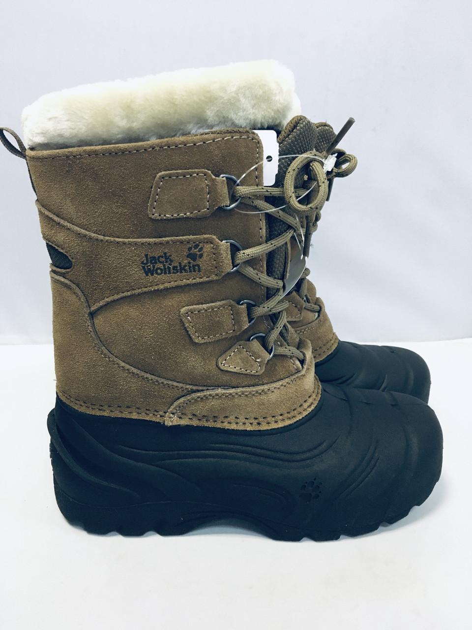 Зимние ботинки Jack Wolfskin, 31 размер
