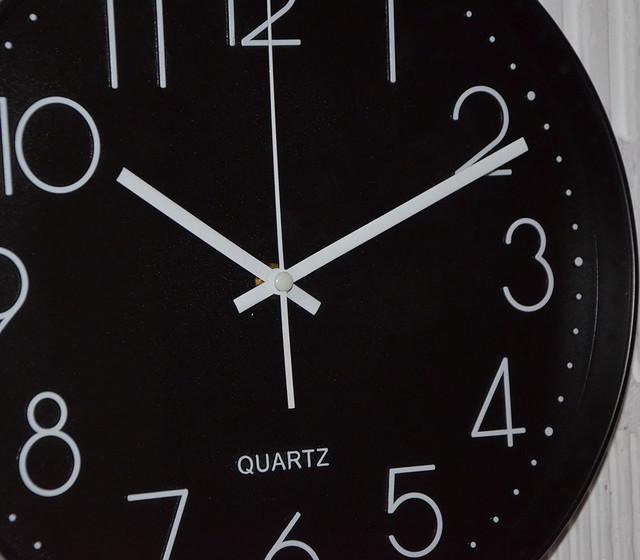 """Настенные часы """"Сoal"""" (30 см.) фото"""