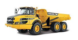 """Авто-конструктор """"Самоскид Volvo A25G"""" 18-32085/КіддіСвіт"""