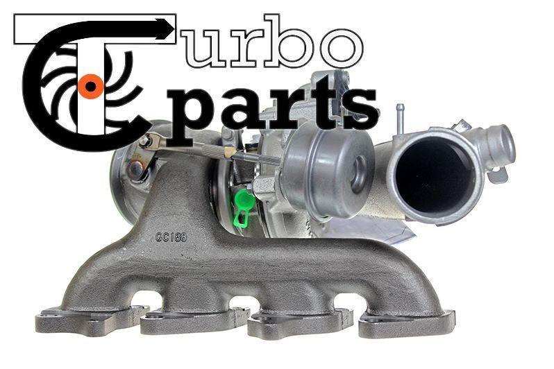 Оригинальная турбина Opel 1.4 Turbo ECOTEC Astra/ Meriva/ Insignia/ Zafira  - 781504-0001, 781504-0004