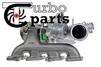 Оригинальная турбина Opel 1.4 Turbo ECOTEC Astra/ Meriva/ Insignia/ Zafira  - 781504-0001, 781504-0004, фото 1