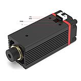 Лазерный модуль 3500 мВт. Лазер 3,5 Вт. Лазерная головка. TTL - в комплекте, фото 3