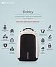 Городской рюкзак-антивор Bobby с USB / Рюкзак антивор, фото 7