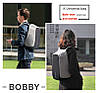 Городской рюкзак-антивор Bobby с USB / Рюкзак антивор, фото 10