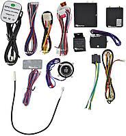 Автосигнализация Car Alarm KD3600 с GSM, GPS трекингом и автозапуском двигателя и APP