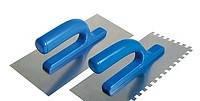 Гладилка нержавейка  зуб 8х8  130х270 мм