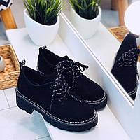 Женские туфли оксфорды, фото 1