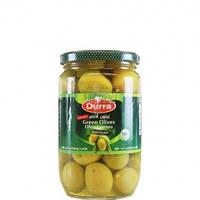 Оливки с косточкой Джамбо (крупные) Durra 700 грамм