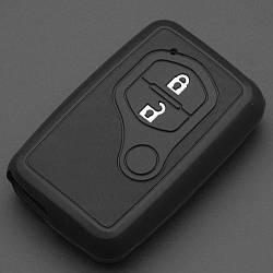 Силиконовый чехол для ключа Subaru Outback,Forester,Impreza,WRX,STI,XV, Legacy