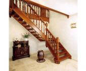 Лестница с площадкой, фото 1