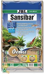 Грунт для акваріума JBl Sansibar Orange 5кг , 0,2-0,6 мм