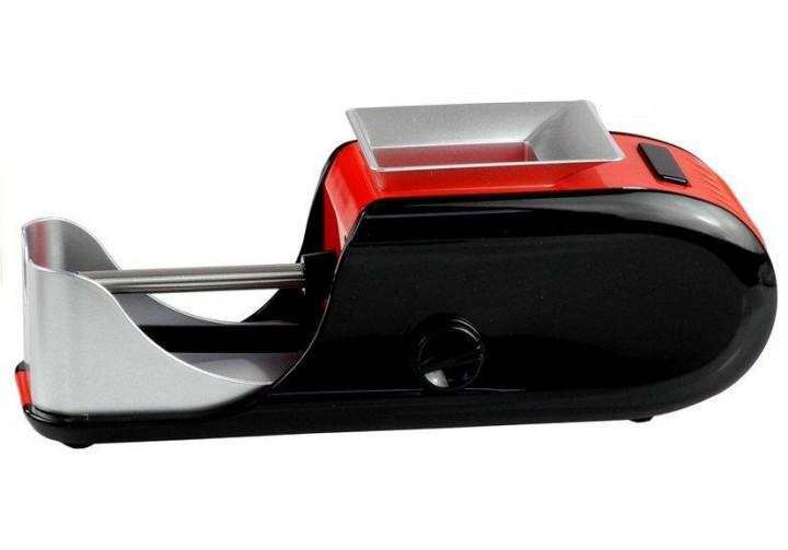 Электрическая машинка для набивки сигарет Gerui GR-12 красный