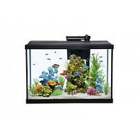 Resun STH-20 аквариум с фильтром и освещением, 411x213x278 мм, 20,8 л