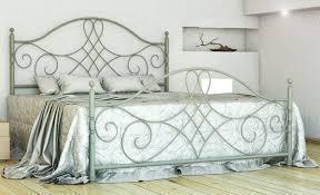Металлическая кровать двуспальная Parma (Парма) Bella Letto 180х190