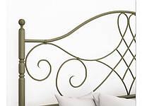 Металлическая кровать двуспальная Parma (Парма) Bella Letto 180х190, фото 2