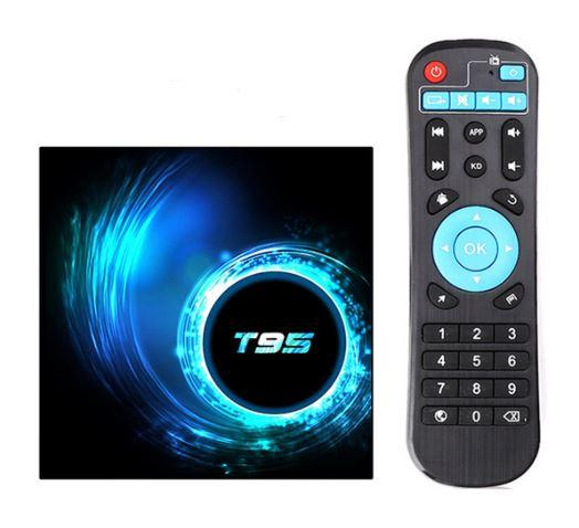 Смарт ТВ приставка Vontar T95 4/32 TV BOX