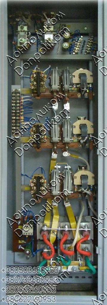 ТРД-160(2ТД 438.021.01)  - реверсор подъема с динамическим торможением двигателей с фазным ротором