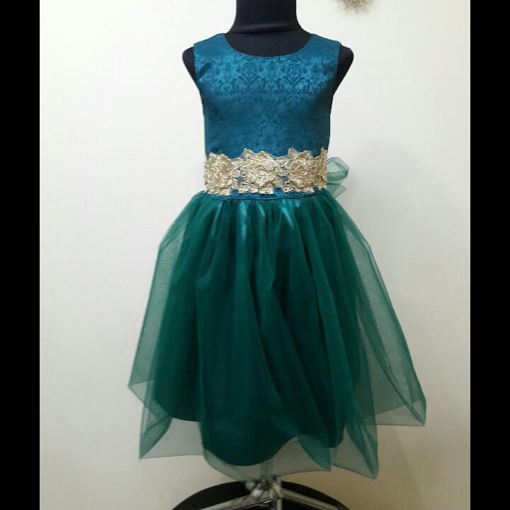 Платье девочке на праздник