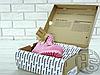 Женские ботинки Timberland Classic Boots Pink (с мехом), фото 3