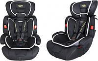 Автокресло детское Summer Baby Cosmo 9-36 кг черное