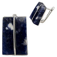 Серебряные серьги Unicorn с  (1072059)