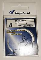 Крючок Hayabusa H.SDE198BN №8(9шт)