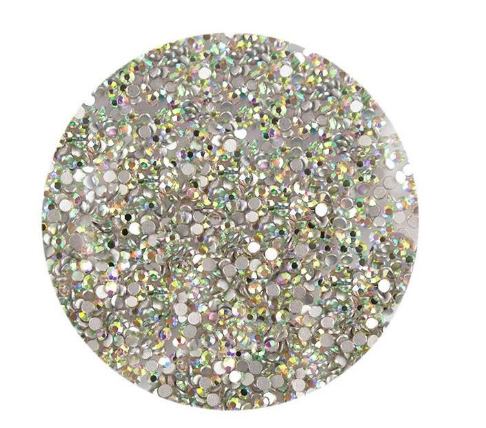 Камни Ss4 хамелеон стекло 100 шт (1.4 мм)